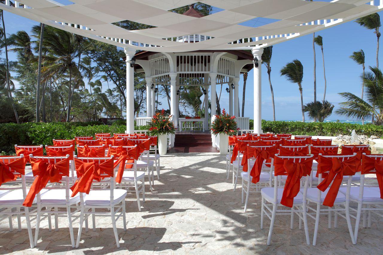 Grand Palladium Palace Resort Punta Cana All Inclusive Weddings